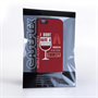 Caseflex iPhone 5 / 5S 'Really Thirsty' Quote Hard Case – Red