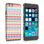 Caseflex iPhone 6 and 6s Christmas Pattern Hard Case