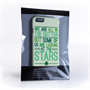 Caseflex iPhone 6 and 6s Wilde Stars Quote Hard Case – White and Green
