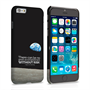 Caseflex iPhone 6 and 6s Neil Armstrong Quote Case