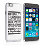 Caseflex Father Family Quote iPhone 6 and 6s Case